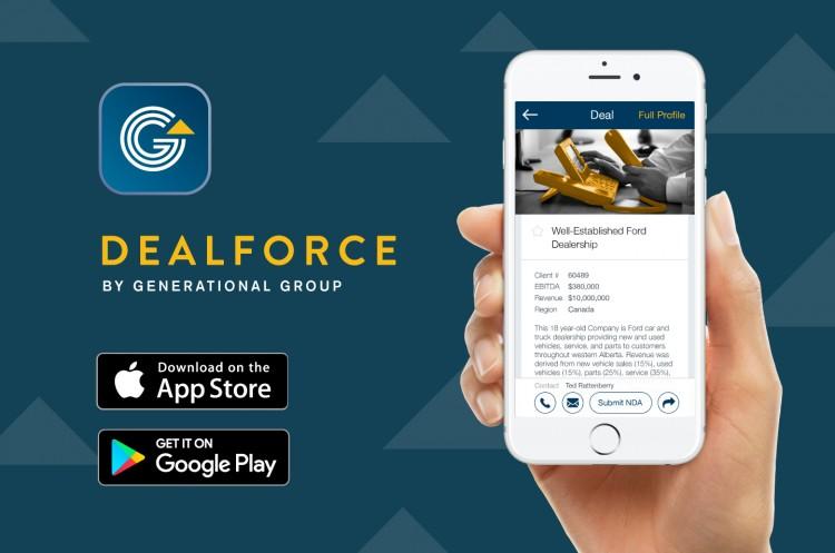 DealForce App