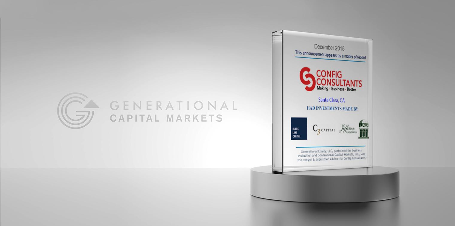 Config consultants