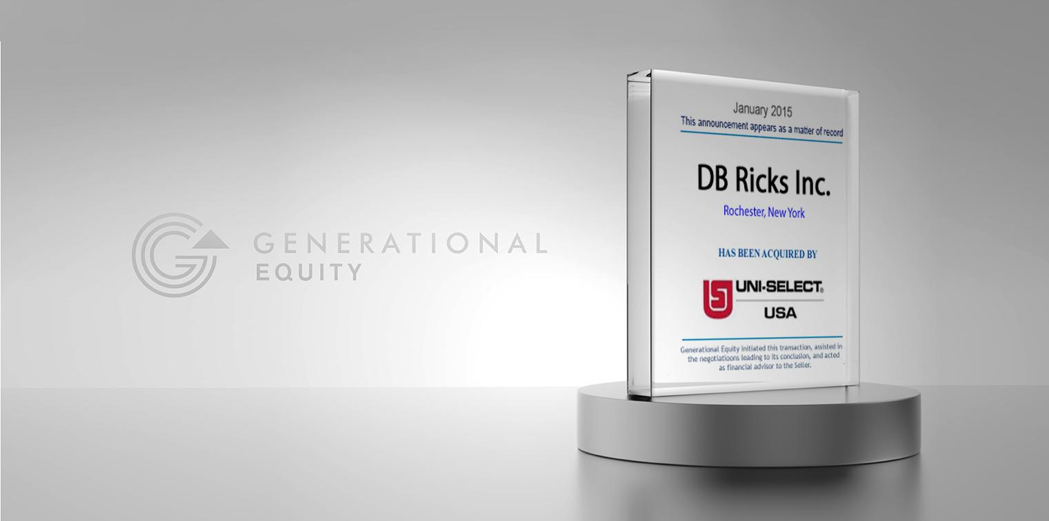 DB Ricks