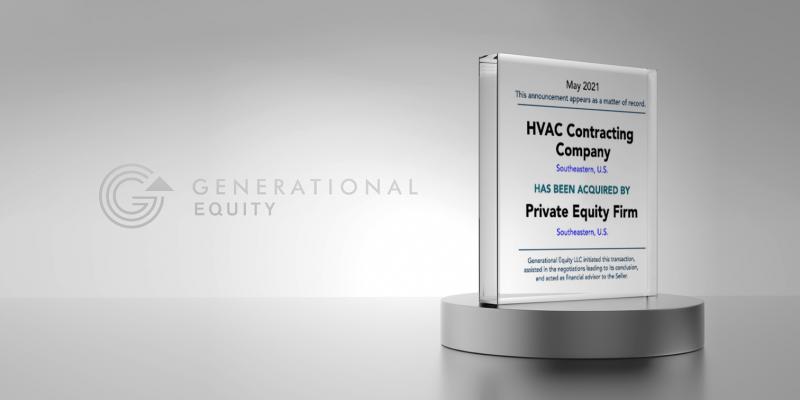 HVAC Contracting Company