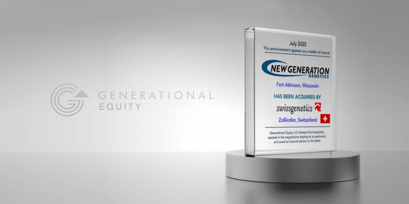 New Generation Genetics