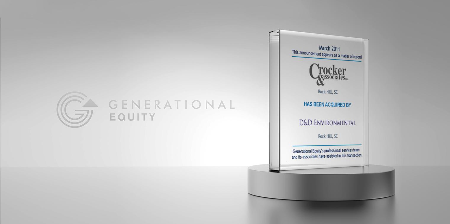 Crocker & Associates