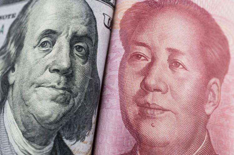 China on US buying spree