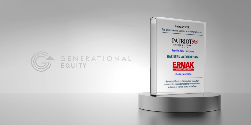 Generational-Equity-Patriot-Website-Deal