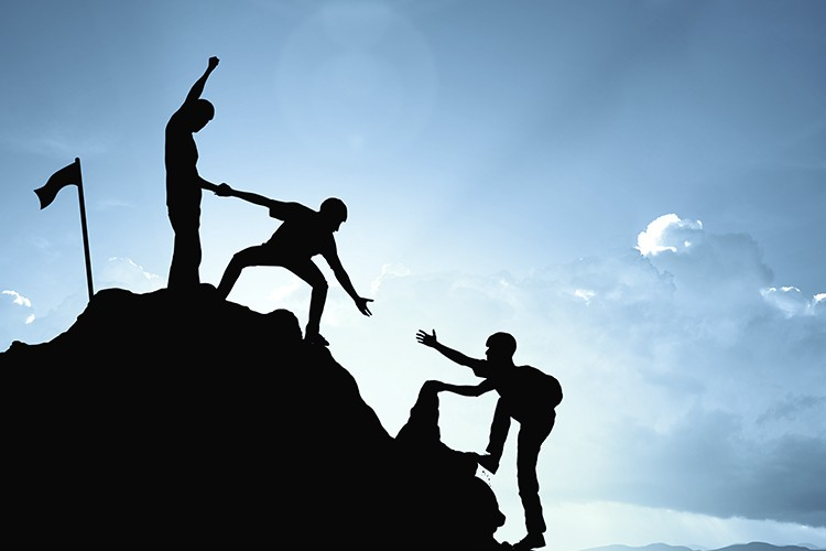 Teamwork Hill