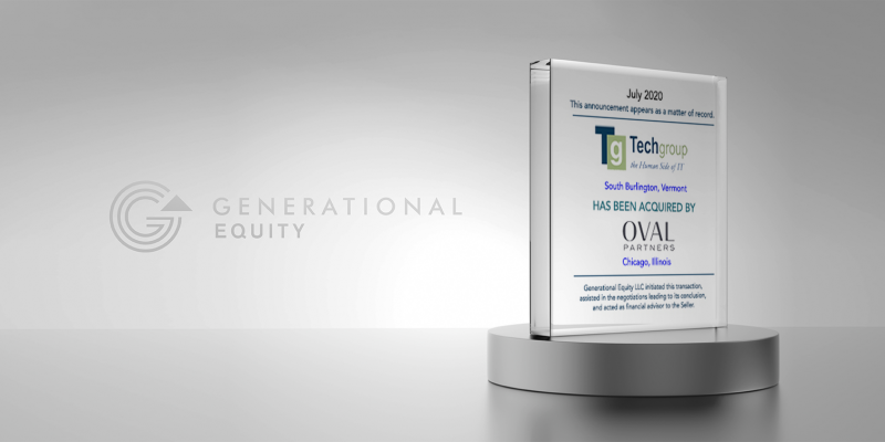 The-Tech-Group-Generational-Equity-M&A-Deal